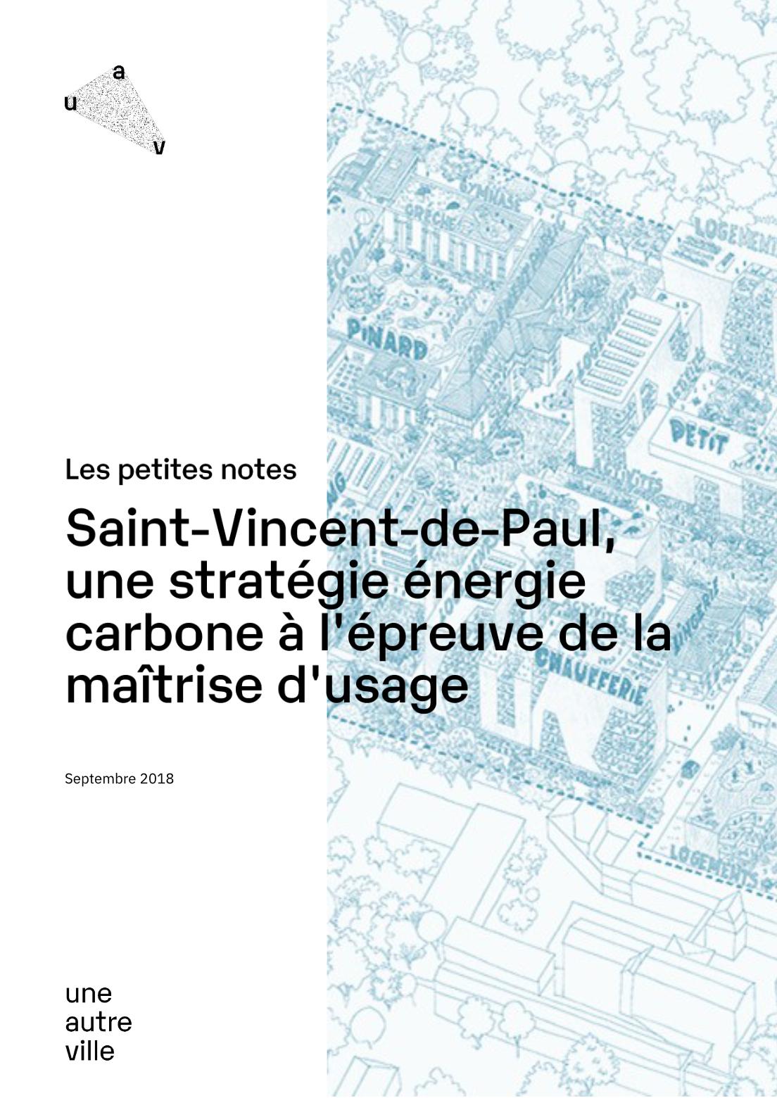 Saint-Vincent-de-Paul, une stratégie énergie carbone à l'épreuve de la maîtrise d'usage