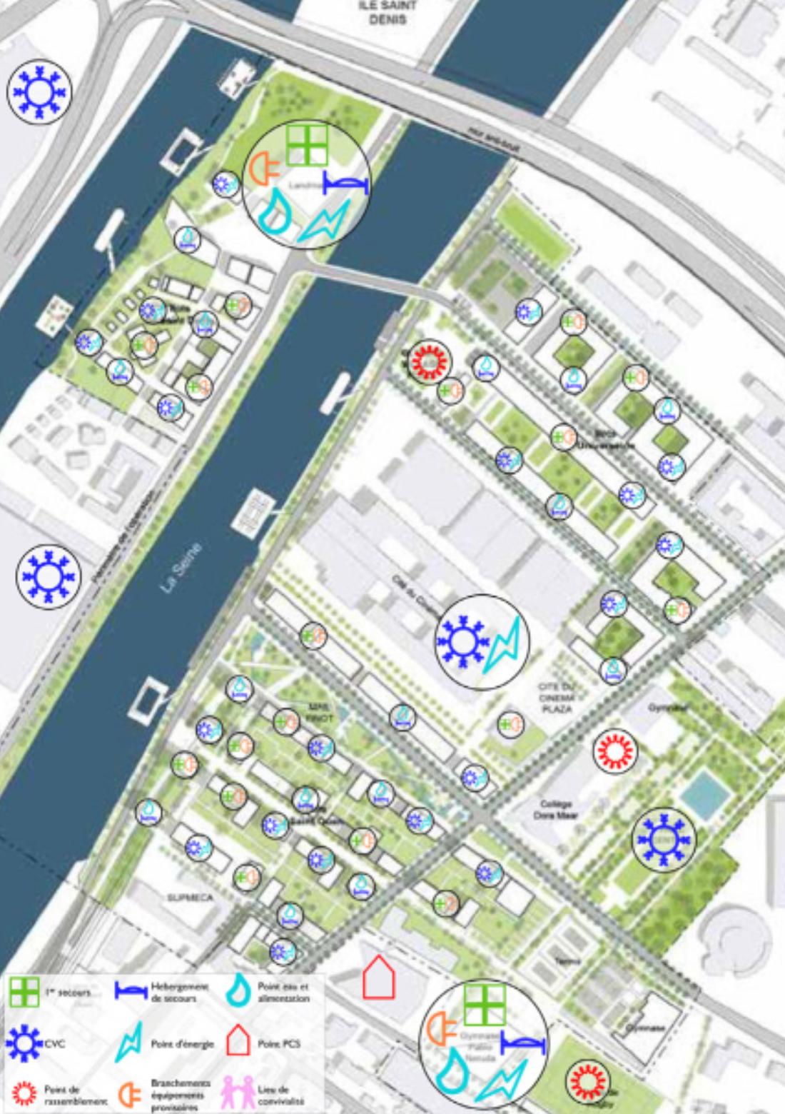 Gouverner la résilience urbaine : essai de méthode appliquée au village olympique et paralympique 2024