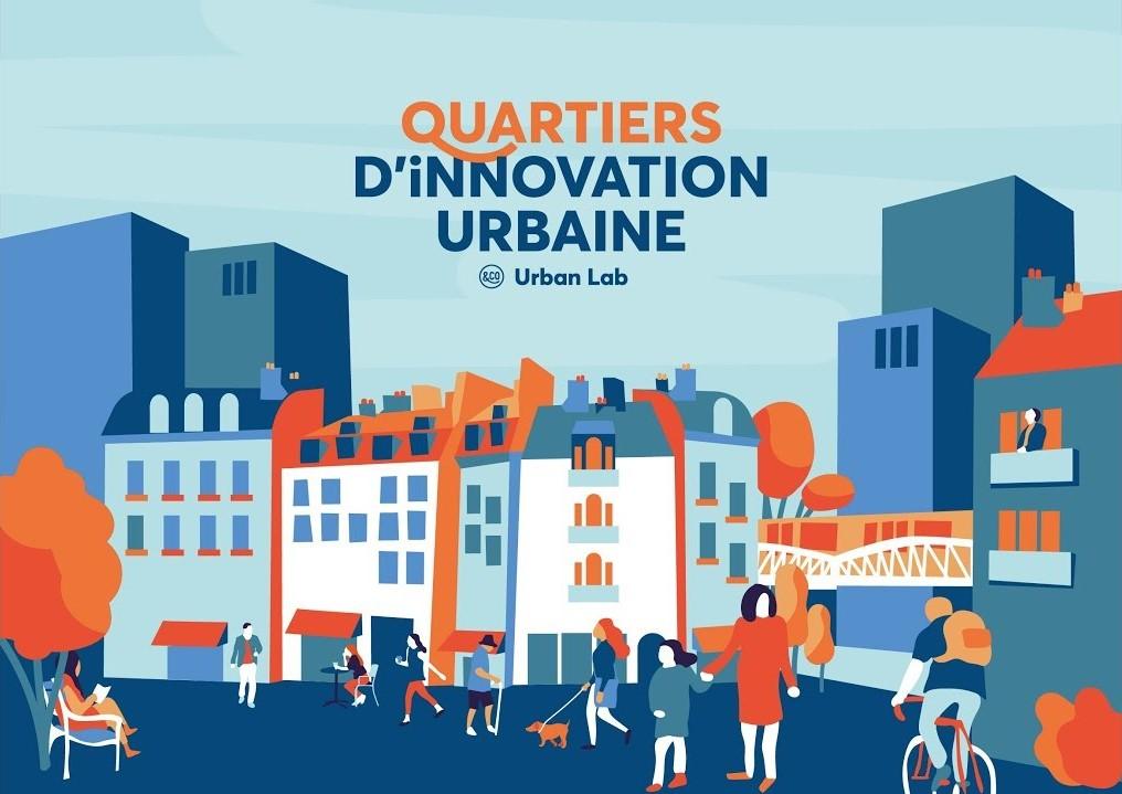 Quartiers d'Innovation Urbaine