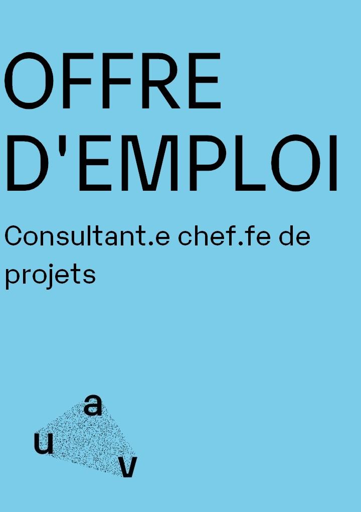 Offre d'emploi en CDI
